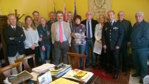 Maurizio Marchetti torna in comune 27-10-15