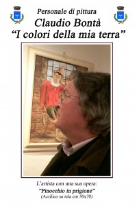 Mostra Claudio Bontà 2015