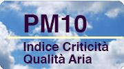 Indice criticità qualità aria