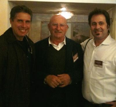 Jack Menini con Raul Cremona e il Mago Forest