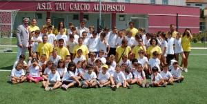 Small stars Tau calcio 2014 Marchetti e Bianchi