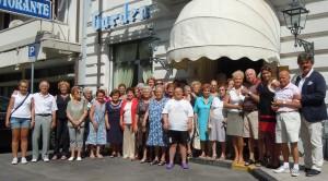 Foto di Gruppo -Vacanze anziani 2013