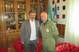 Marchetti e Boi 46a Brigata Aerea di Pisa