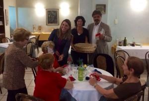 Vacanze anziani 2014 Marchetti e Silvano