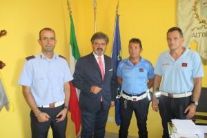 Marchetti, Pellegrini, Caroti e Michelotti 2014