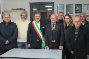 Inaugurazione Anmil Altopascio