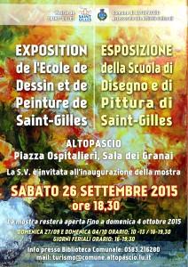 Esposizione Saint Gilles